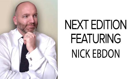 Next Week Adam Interviews Nick Ebdon