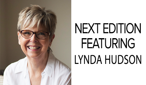 Next week, a Lynda Hudson is on the weekly podcast about hypnosis