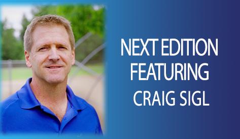 Next Week, Craig Sigl