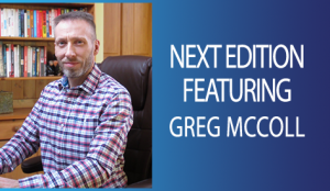 Next Week, featuring Greg McColl.