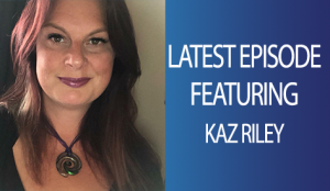 Adam Eason interviews Kaz Riley on the Hypnosis Weekly podcast.